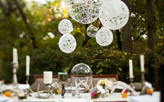Now That Summer Is Coming To An End Its The Perfect Time Throw A Party Celebrate Final Days Of From All White Backyard