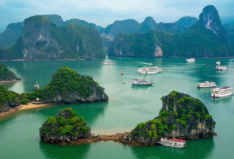 Vietnam, travel destination